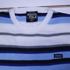 South Pole Mens Sweater L